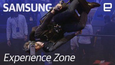 سامسونج تستغل الواقع الافتراضي
