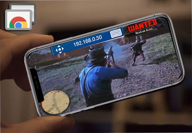 لعب Red Dead Redemption 2 على أندرويد وآيفون 4