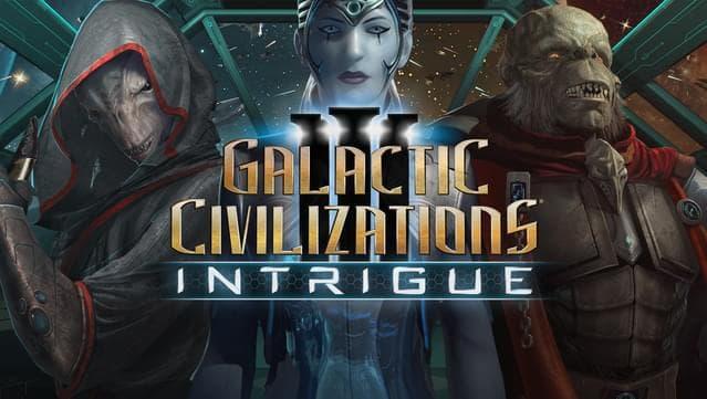 متطلبات تشغيل Galactic Civilizations 3 Intrigue Expansion