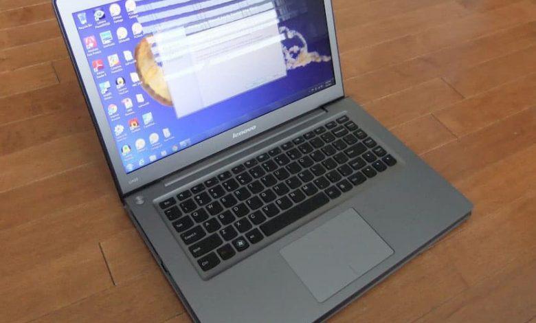 مراجعة سريعة Lenovo IdeaPad U400