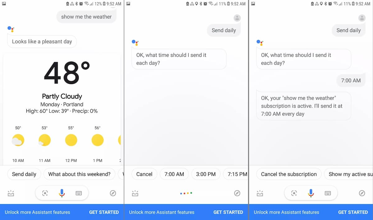 مساعد جوجل Google Assistant