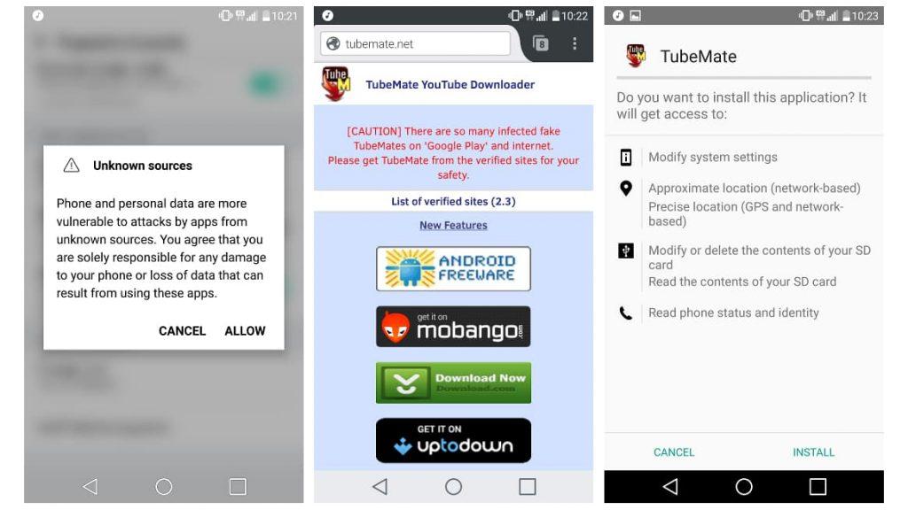 كيفية تحميل مقاطع فيديو يوتيوب مجانًا على اندرويد