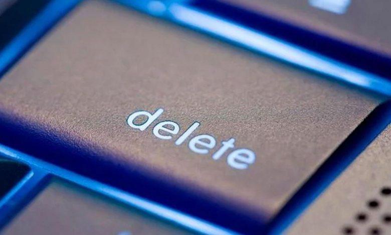 كيفية إجبار ويندوز على حذف ملف