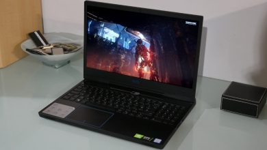مراجعة لابتوب ألعاب Dell G5 15 5590