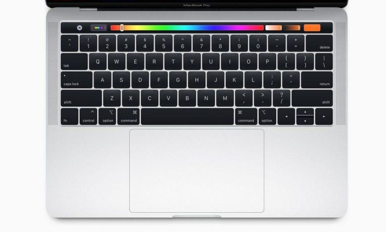 لوحات مفاتيح أبل المستقبلية قد تتكون من شاشة لكل مفتاح!