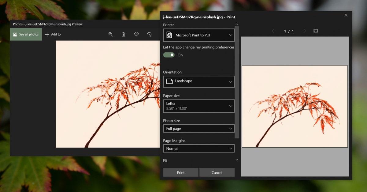 حل مشكلة تعطّل الصور عند الطباعة على ويندوز 1