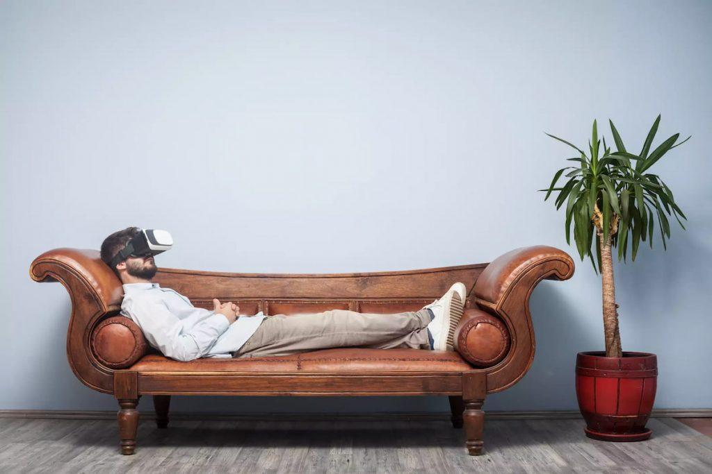كيف يمكن أن يساعد الواقع الافتراضي في علاج الاكتئاب 1
