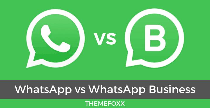 WhatsApp vs WhatsApp-Business