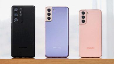 مقارنة مواصفات Galaxy S21 Ultra و Galaxy S21 Plus و Galaxy S21