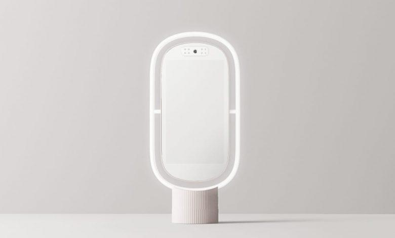 ظهور مرآة ذكية يمكنها تقديم اقتراحات للعناية بالبشرة!