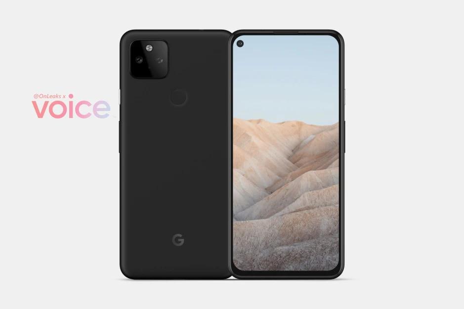 تسريب جوجل Pixel 5a مع كاميرا ثنائية في الخلف 3