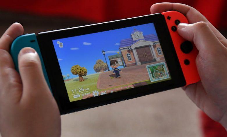 مبيعات نينتندو سويتش تتفوق على 3DS لأول مرة