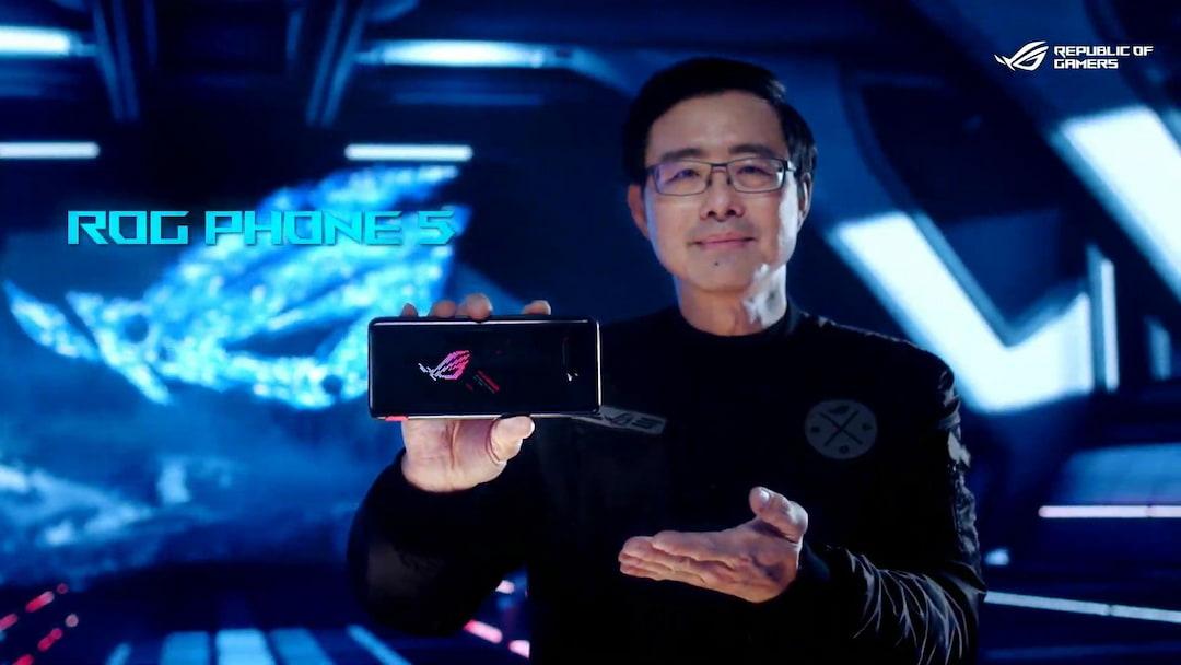 موبايل ASUS ROG Phone 5 - كل ما تود معرفته عن موبايل الألعاب الجديد