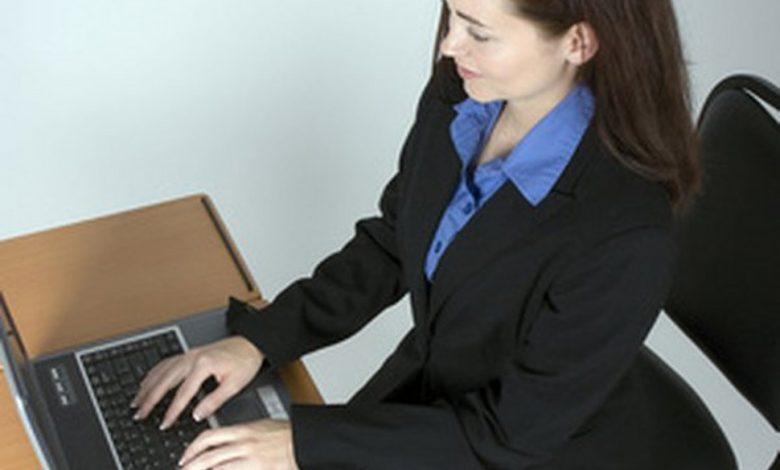 كيف يؤثر الكمبيوتر في العمل؟