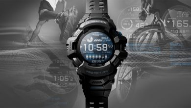 كاسيو تكشف عن أول ساعة G-Shock بنظام Wear OS