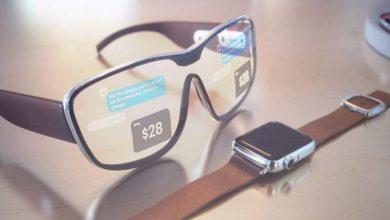 أبل قد تطلق نظارة الواقع الافتراضي المعزز خلال شهور