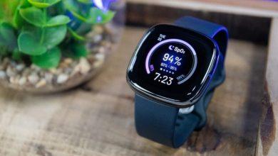 ساعة Fitbit Sense قد تقيس ضغط الدم قريبًا