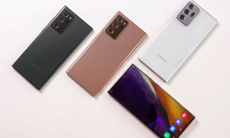 تحديث سامسونج Galaxy Note 20 Ultra يجلب حزمة أبريل الأمنية