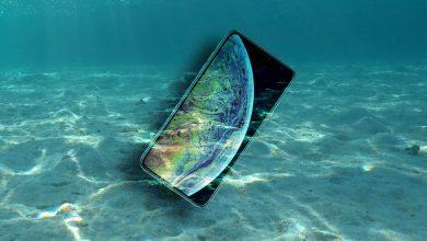 استرجاع ايفون بعد عام تحت الماء!