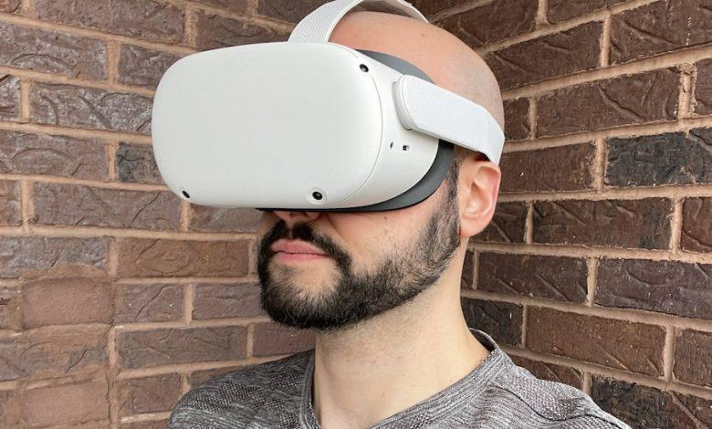نظارة Oculus Quest 2 ستدعم الواقع الافتراضي لاسلكيًا على الكمبيوتر