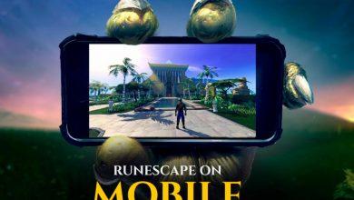 لعبة RuneScape قادمة على اندرويد وايفون قريبًا