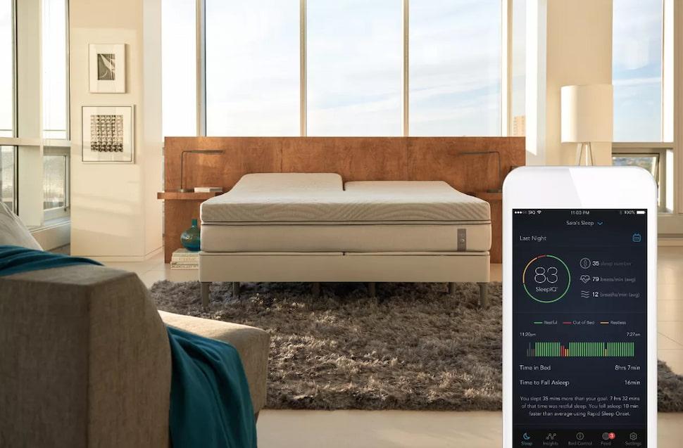 السرير الذكي - 11 جهاز منزلي ذكي