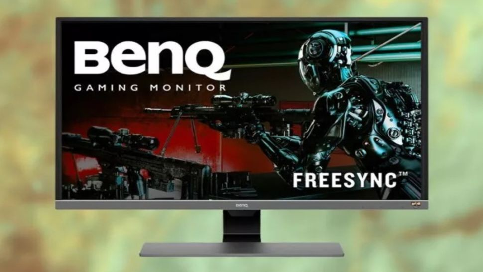BenQ EW3270U - أفضل شاشات ماك بوك برو في 2021