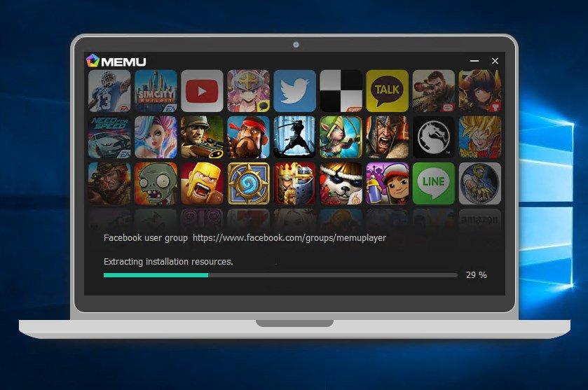 MEmu Play - أفضل محاكي تشغيل COD Mobile على الكمبيوتر