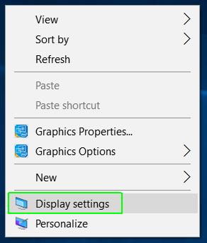 كيفية تدوير الشاشة في ويندوز 10 1