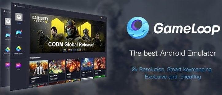 gameloop - أفضل محاكي تشغيل COD Mobile على الكمبيوتر