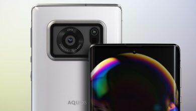 موبايل شارب Aquos R6: أول موبايل مع كاميرا 1 بوصة يجدر بالاقتناء