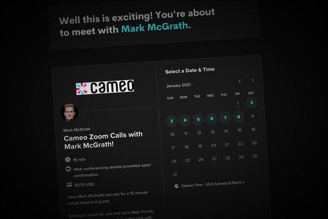 ما هو تطبيق Cameo؟ ومن هم المشاهير الذين يمكنك تأجيرهم عليه؟ 1