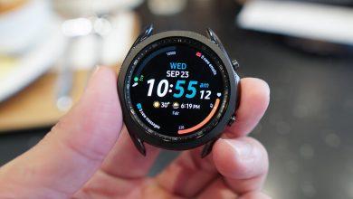 سامسونج جالاكسي واتش 4 ستعمل بنظام One UI Watch