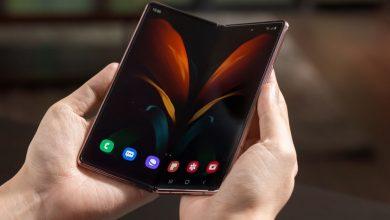 سامسونج تؤكد دعم S-Pen على Galaxy Z Fold 3