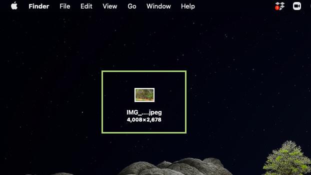 كيفية تغيير حجم الصور واقتصاصها باستخدام Preview على الماك 01