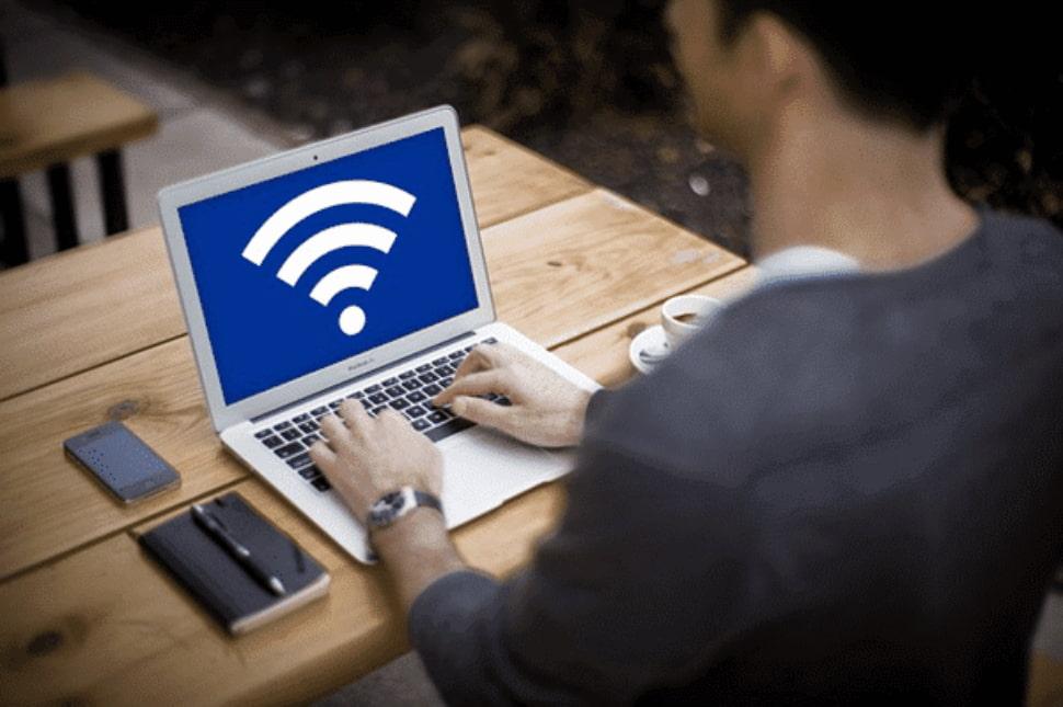 طريقة تحويل كمبيوتر ويندوز إلى Wifi Hotspot