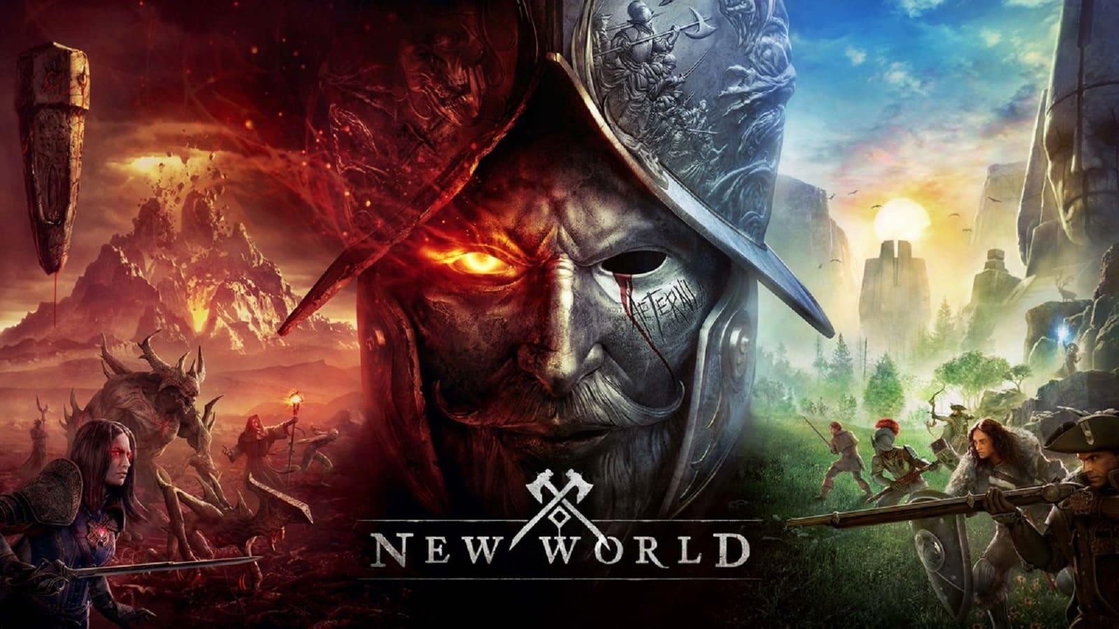 أمازون تعلن عن البيتا المفتوحة للعبة New World في سبتمبر