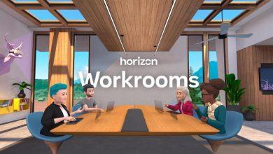 فيسبوك تكشف عن Horizon Workrooms للعمل التعاوني في الواقع الافتراضي