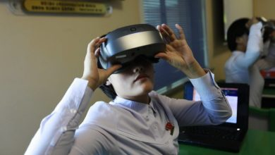 كوريا الشمالية تستخدم الواقع الافتراضي والواقع المعزز في الدراسة!