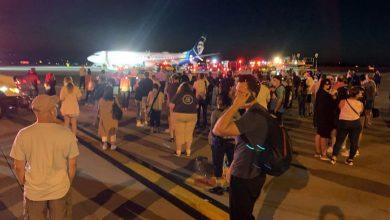 إخلاء طائرة في أميركا بعد احتراق هاتف سامسونج لأحد المسافرين