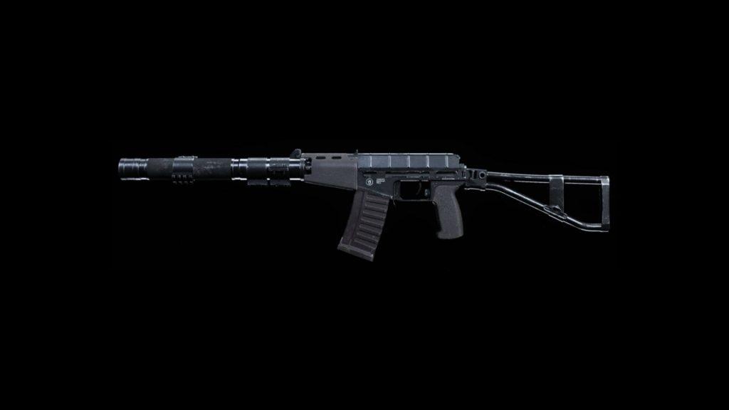 AS VAL - أفضل أسلحة COD Mobile