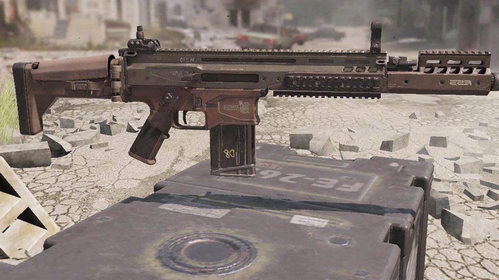 ASM10 - أفضل أسلحة COD Mobile