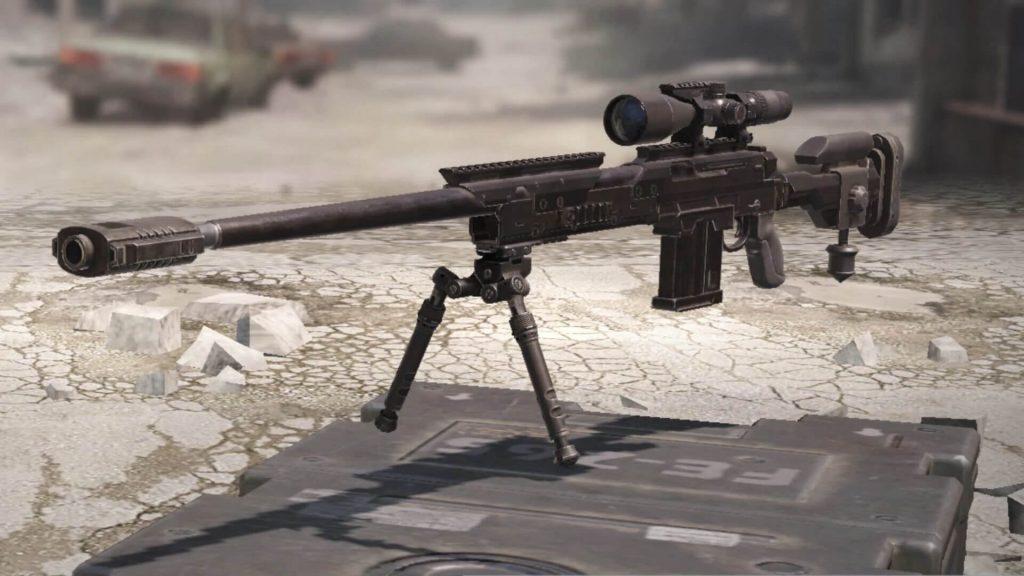 DL Q33 - أفضل أسلحة COD Mobile