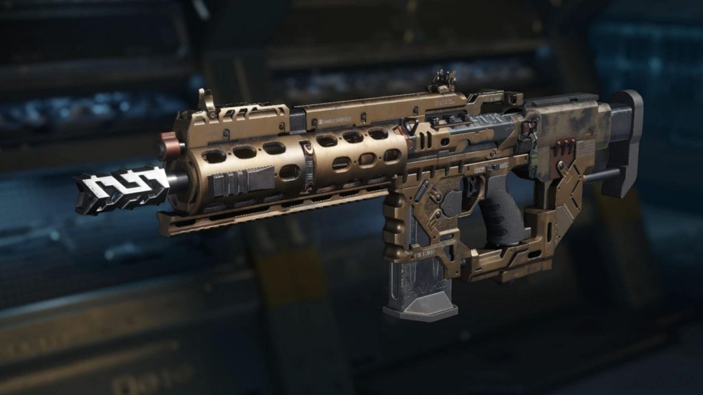 HVK-30 - أفضل أسلحة COD Mobile