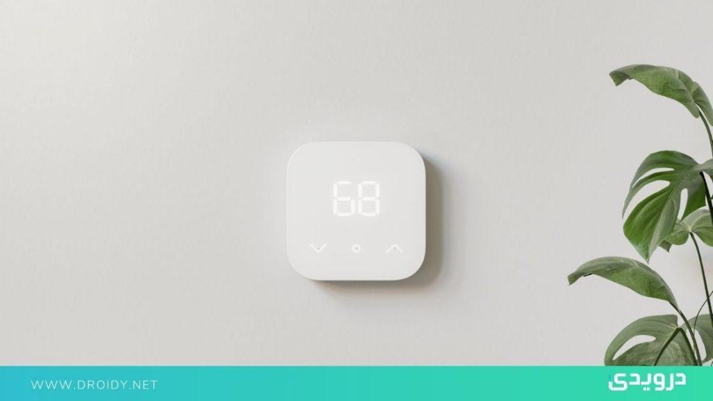 Smart Thermostat - ملخص مؤتمر أمازون سبتمبر 2021