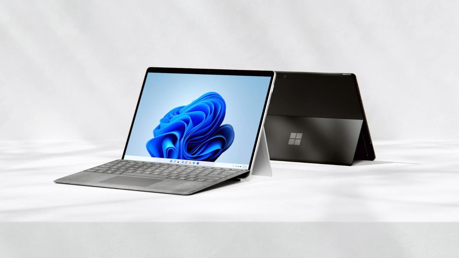 مايكروسوفت تعلن عن Surface Pro 8 مع شاشة 13 بوصة 1