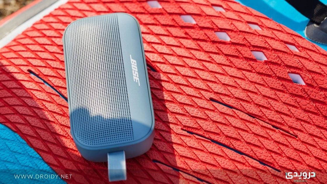 سماعات Bose Soundlink Flex الجديدة تقاوم الماء والأتربة