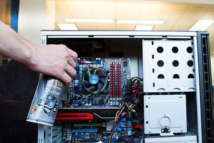 طريقة فحص درجة حرارة معالج الكمبيوتر الشخصي 1